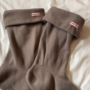 Grey Hunter Tall Socks